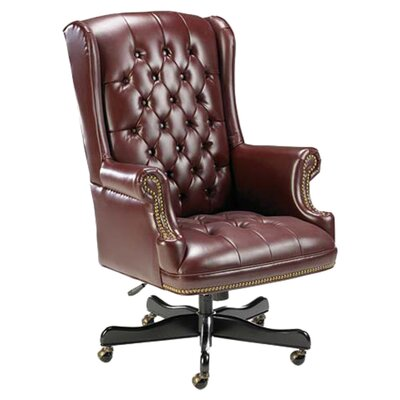 Traditional High-Back Executive Chair with Arms Product Photo 2057