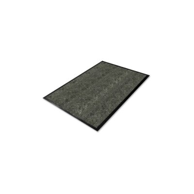 Solid Doormat Size: Rectangle 4 x 6