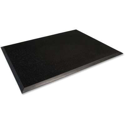 Solid Utility Mat Size: Rectangle 24 x 32