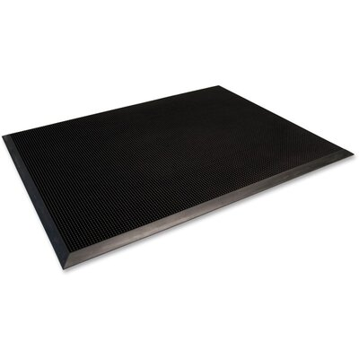 Solid Utility Mat Size: Rectangle 36 x 72