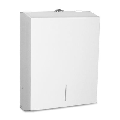 C-Fold/Multi Towel Cabinets, White