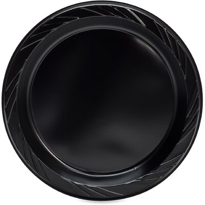 Round Plastic Plates GJO10429