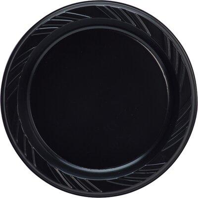 Round Plastic Plates GJO10427