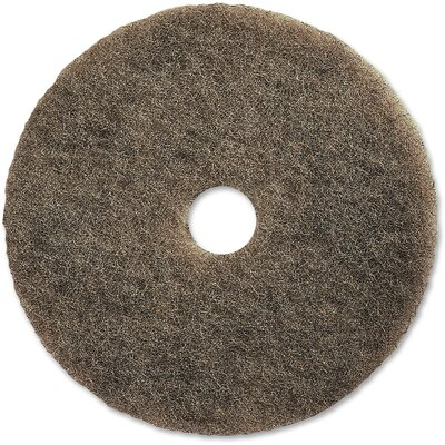 """Ultra-High Speed Floor Cleaner Pad Size: 28.3"""" H x 28.3"""" W x 5.5"""" D 92127"""