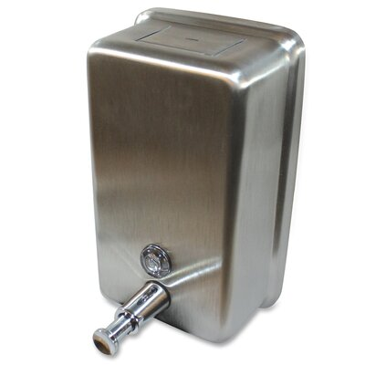 Stainless Vertical Soap Dispenser