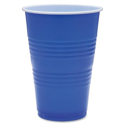 Party Cup (50 Pack) Color: Blue GJO11250