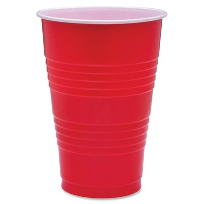 Party Cup (50 Pack) Color: Red GJO11251