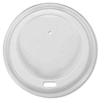 Genuine Joe Gjo11259pk Ripple Cup Lid, 10-16oz, 50-Pk, White GJO11259PK