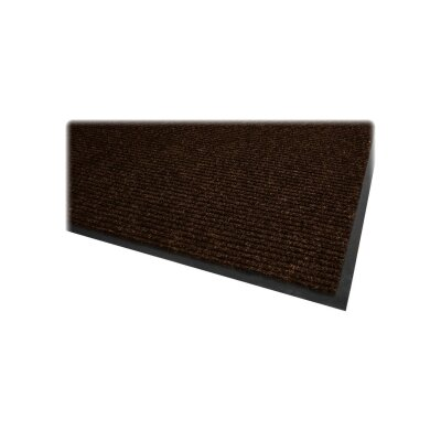 Solid Doormat Mat Size: 60 H x 48 W