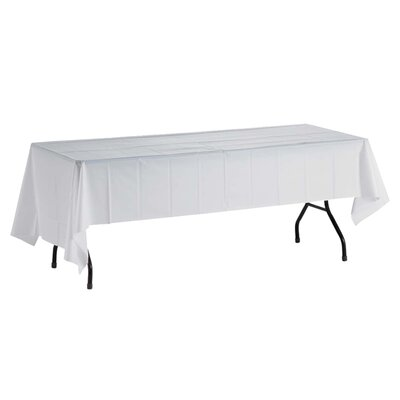 Plastic Tablecover 10328