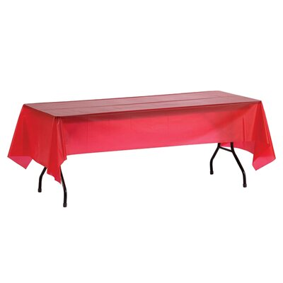 Plastic Tablecover 10326