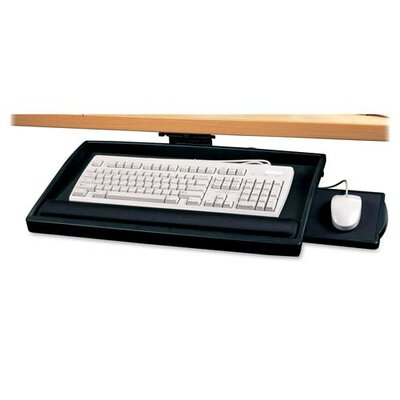 11.75 H x 22.5 W Desk Keyboard Platform