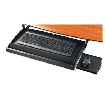 11.75 H x 22.5 W Desk Keyboard Tray