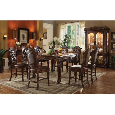 Welles 9 Piece Counter Height Dining Set