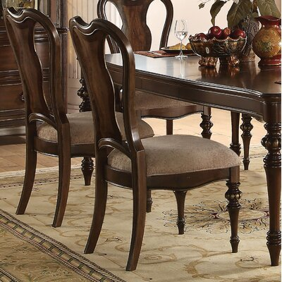 Wentzel Upholstered Dining Chair