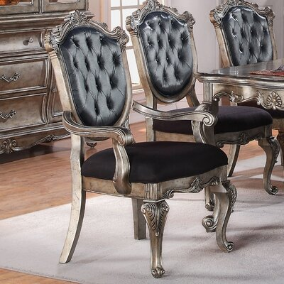 Wensley Upholstered Wooden Framed Dining Chair