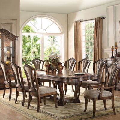 Crispin 9 Piece Dining Set