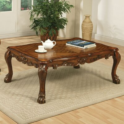Welliver Coffee Table Color: Cherry Oak