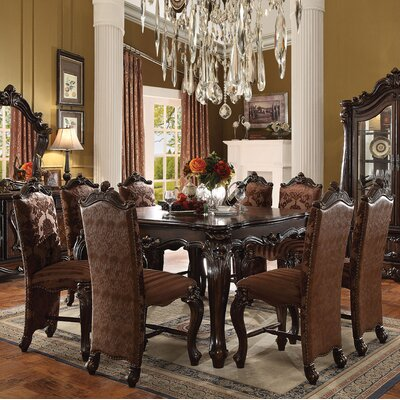 Welton Traditional 9 Piece Dining Set