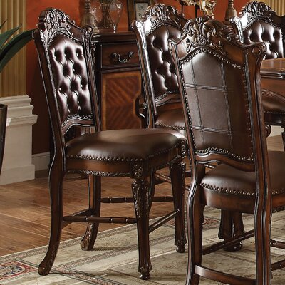 Welles Counter Height Upholstered Dining Chair
