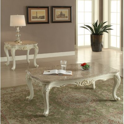 Wensley 2 Piece Coffee Table Set