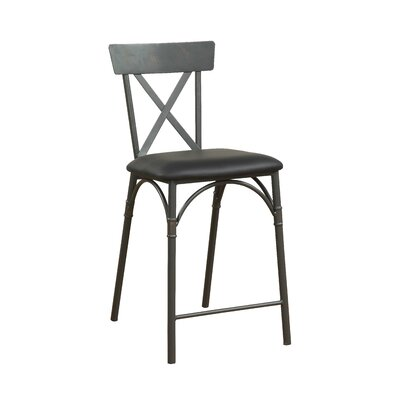 Christofor Counter Height Upholstered Dining Chairs