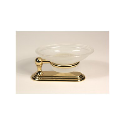 Embassy Countertop Soap Dish A9035-PB