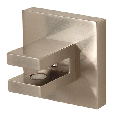 Contemporary II Shelf Brackets Only Finish: Satin Nickel