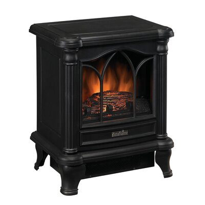 400 sq. ft. Vent Free Electric Stove DFS-450-2