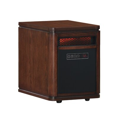 5,200 BTU Portable Electric Infrared Cabinet Heater
