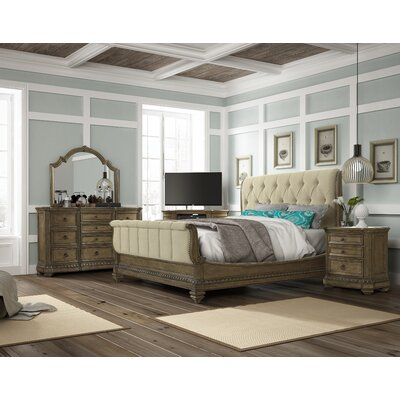 Harriet King Configurable Bedroom Set