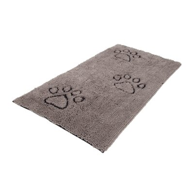 Runner Doormat Color: Grey