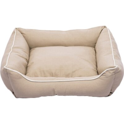 Lounger Size: X -Small ( 19 L x 15 W), Color: Sand