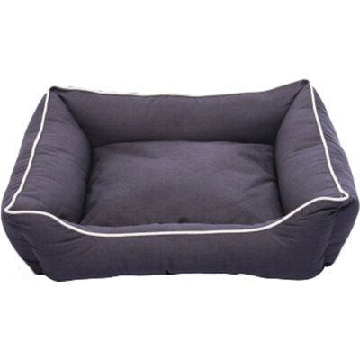 Lounger Size: X -Small ( 19 L x 15 W), Color: Pebble Gray