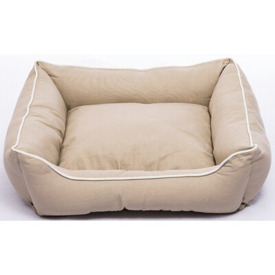 Repelz-It� Bolster Size: Extra Small (19 W x 15 D ), Color: Sand