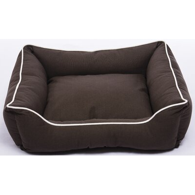 Repelz-It� Bolster Size: Small (22 W x 20 D ), Color: Espresso