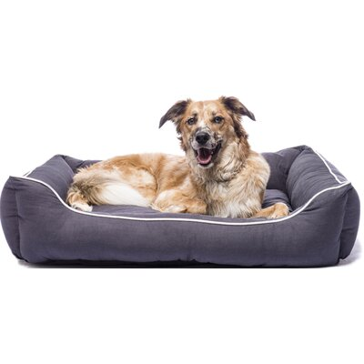 Repelz-It� Bolster Size: Extra Small (19 W x 15 D ), Color: Pebble Gray