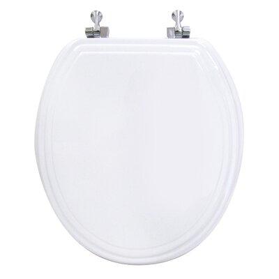 Double Bevel Round Toilet Seat