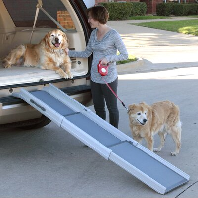 Deluxe Tri-Scope 70 Pet Ramp