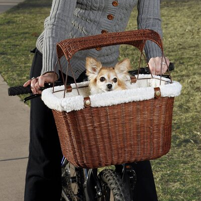 Bicycle Basket Pet Carrier