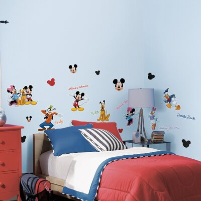 Mickey and Friends Wall Decal RMK1507SCS