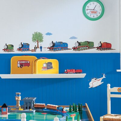 Favorite Characters 27 Piece Thomas and Friends Wall Decal RMK1035SCS