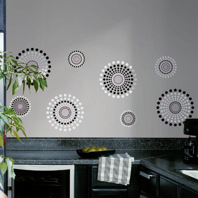 Room Mates Deco 20 Piece Fusion Wall Decal RMK1265SCS