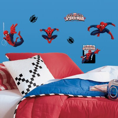 Room Mates Spider-Man Ultimate Wall Decal RMK1795SCS