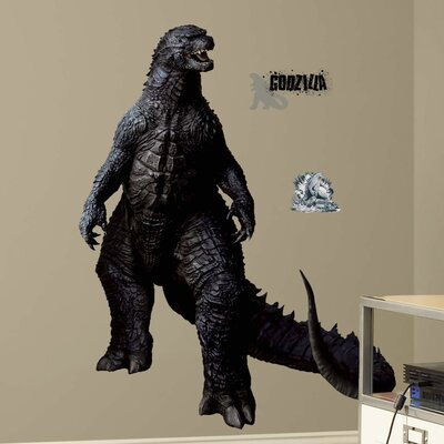 Godzilla Peel And Stick Giant Wall Decals RMK2638GM