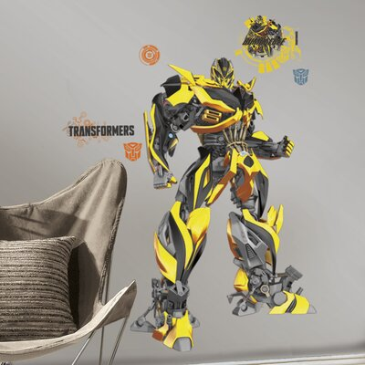 Transformers Age of Extinction Bumblebee Giant Wall Decal RMK2526GM