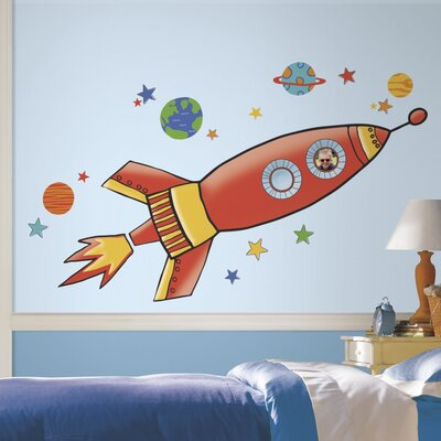 Rocket Giant Wall Decal RMK2619GM
