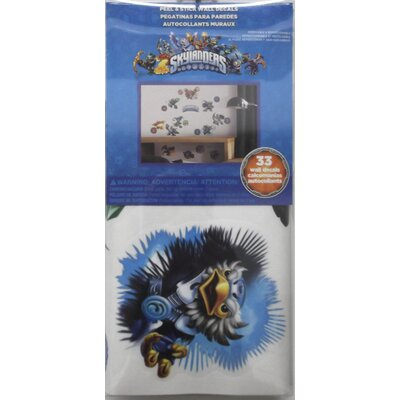 Popular Characters Skylanders Classic Wall Decal RMK2666SCS