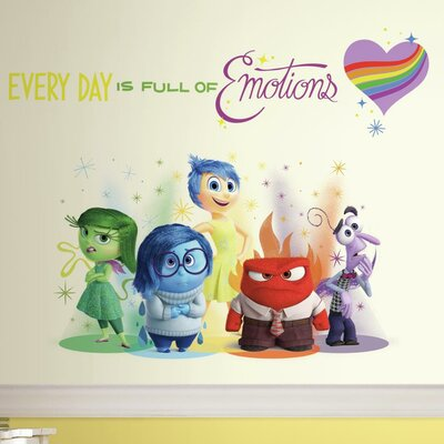Internet Only Inside Out Burst Wall Decal RMK2999TB