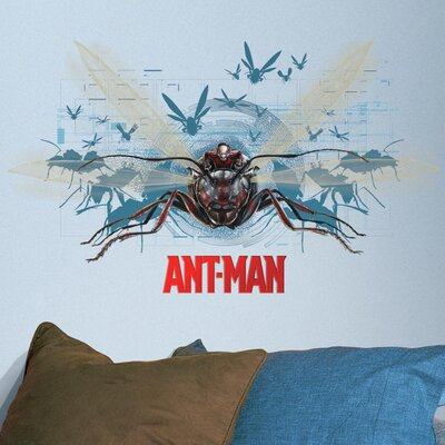Room Mates Internet Only Ant-Man Wall Decal RMK3005TB